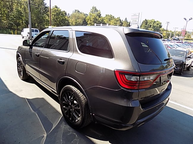 certified pre owned 2015 dodge durango limited blacktop awd for sale carmichaels pa near. Black Bedroom Furniture Sets. Home Design Ideas