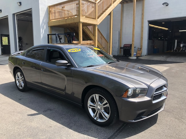 Certified Pre-Owned 2014 Dodge Charger SXT AWD Sedan For Sale Carmichaels, PA