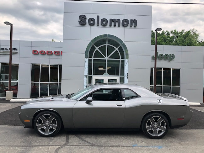 Used 2012 Dodge Challenger R/T Coupe For Sale Carmichaels, PA