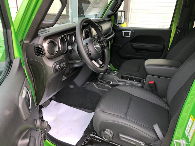 New 2018 Jeep Wrangler For Sale/Lease Carmichaels PA ...