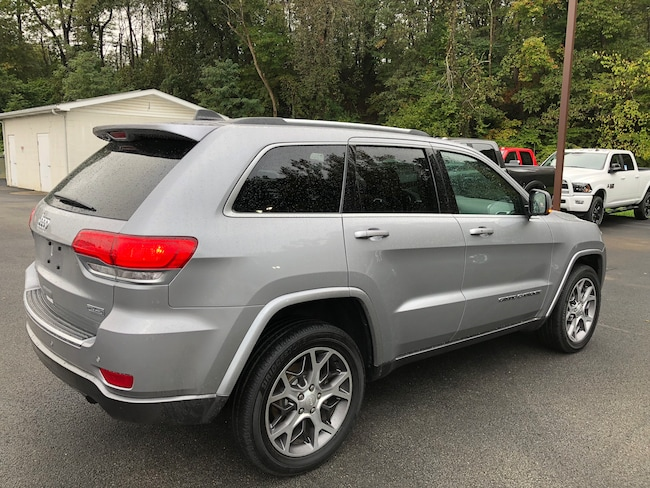 Certified Pre-Owned 2018 Jeep Grand Cherokee Sterling ...