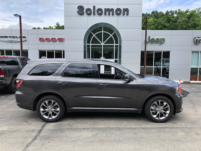 New 2019 Dodge Durango R/T AWD Sport Utility For Sale/Lease Carmichaels PA