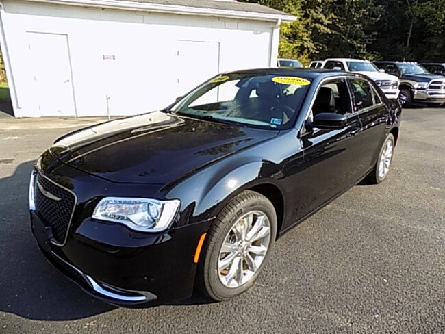 Certified Pre-Owned 2016 Chrysler 300 Anniversary Edition AWD Sedan For Sale Carmichaels, PA