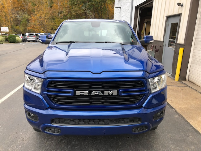 new 2019 ram 1500 for sale lease carmichaels pa stock 9r693. Black Bedroom Furniture Sets. Home Design Ideas