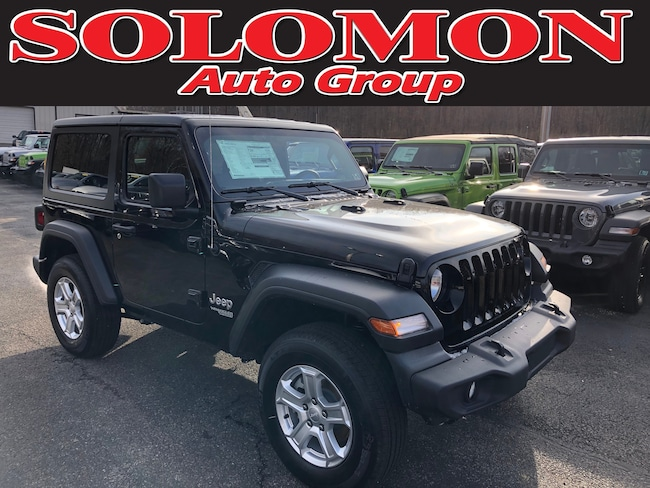 New 2019 Jeep Wrangler For Sale/Lease Carmichaels PA ...