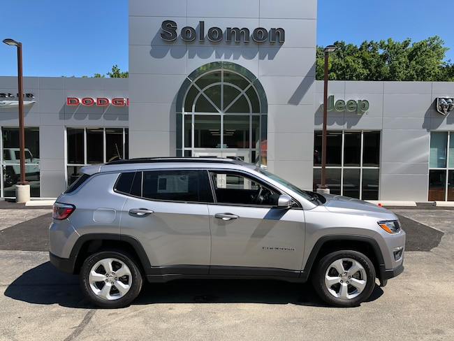 New 2019 Jeep Compass LATITUDE 4X4 Sport Utility For Sale/Lease Carmichaels PA