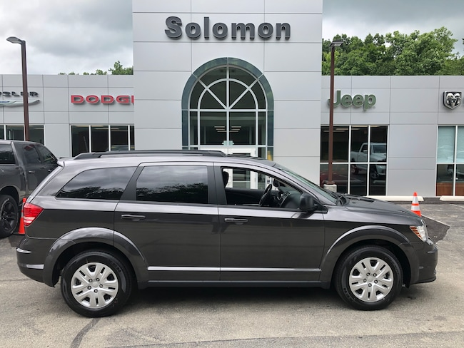 New 2019 Dodge Journey SE VALUE PACKAGE Sport Utility For Sale/Lease Carmichaels PA