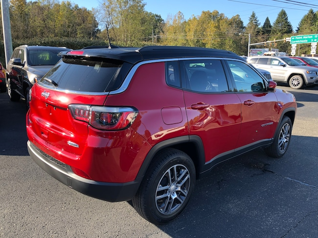 New 2019 Jeep Compass For Sale/Lease Carmichaels PA ...