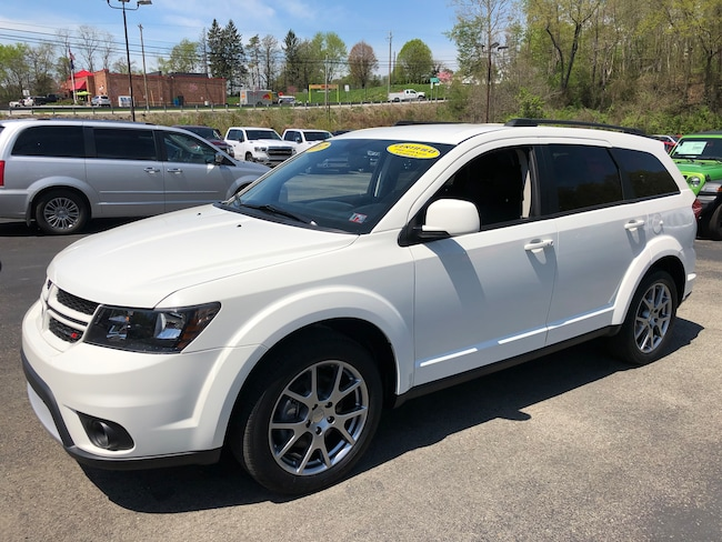 Certified Pre-Owned 2017 Dodge Journey GT AWD SUV For Sale Carmichaels, PA