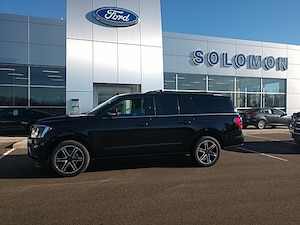 2019 Ford Expedition Max LIMITED STEALTH