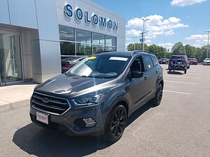 2017 Ford Escape SE FORD CERTIFIED