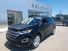 2018 Ford Edge Titanium FORD CERTIFIED SUV
