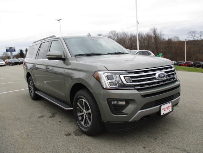 New 2019 Ford Expedition Max For Sale at Solomon Auto ...