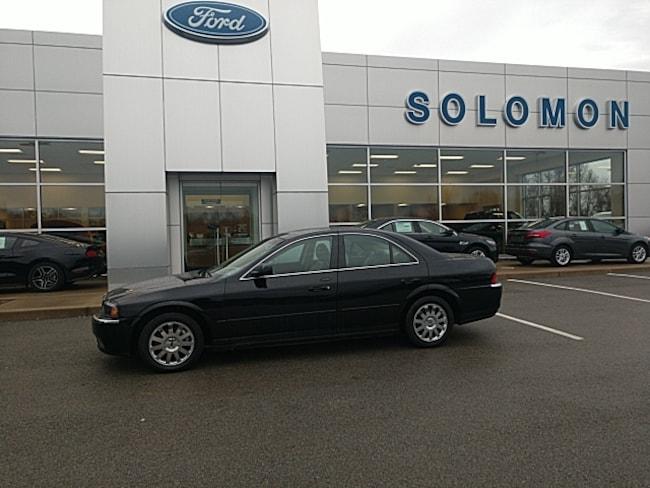 2003 Lincoln LS V6 Base Sedan