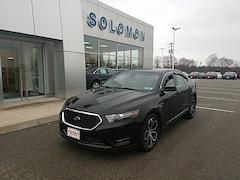 2017 Ford Taurus SHO FORD CERTIFIED Sedan