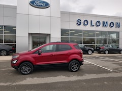 2018 Ford EcoSport SES FORD CERTIFIED SUV