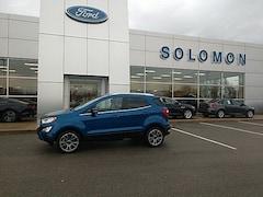 2018 Ford EcoSport Titanium FOED CERTIFIED SUV