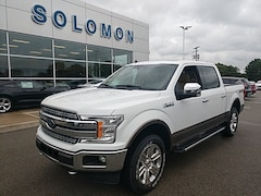 2019 Ford F-150 LARIAT Truck SuperCrew