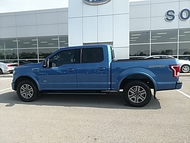 2016 Ford F-150 XLT SPORT FORD CERTIFIED Crew Cab