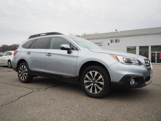 Used 2017 Subaru Outback 2.5i Limited with SUV in Somerset, MA