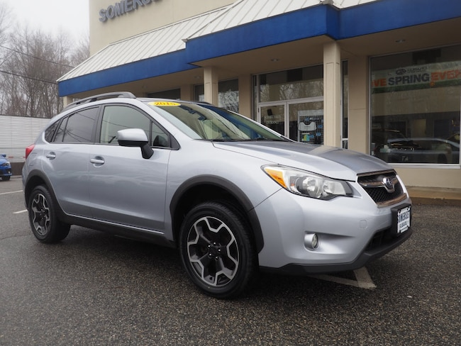 Used 2015 Subaru XV Crosstrek 2.0i Premium SUV in Somerset, MA