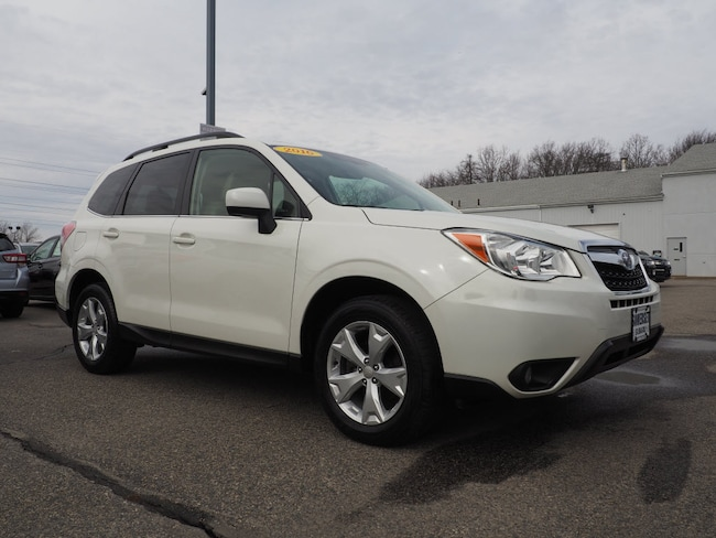 Used 2016 Subaru Forester 2.5i Limited SUV in Somerset, MA