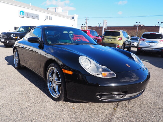 Used 2001 Porsche 911 Carrera 4 Coupe in Somerset, MA