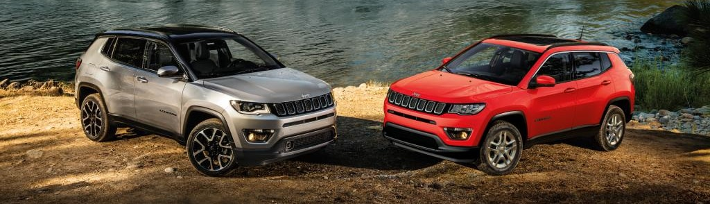2017-2018 Jeep Compass Banner