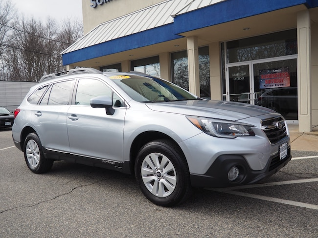 Used 2018 Subaru Outback 2.5i Premium with SUV in Somerset, MA