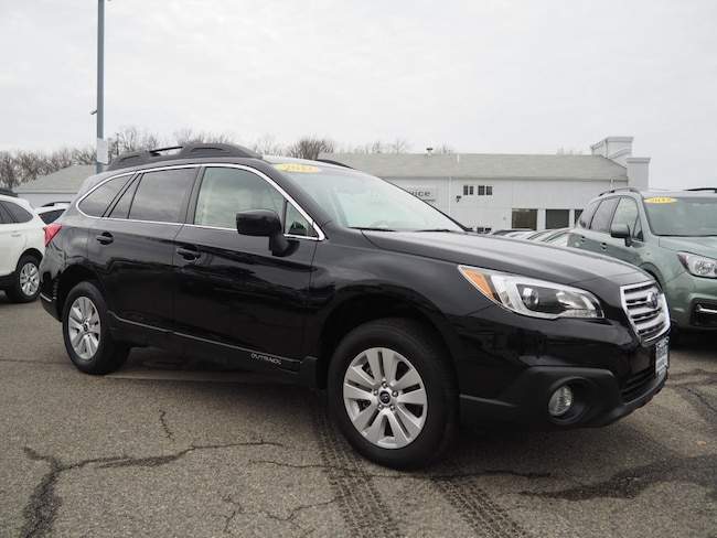 Used 2017 Subaru Outback 2.5i Premium with SUV in Somerset, MA