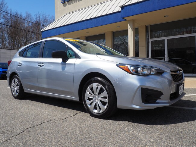 Used 2018 Subaru Impreza 2.0i 5-door in Somerset, MA
