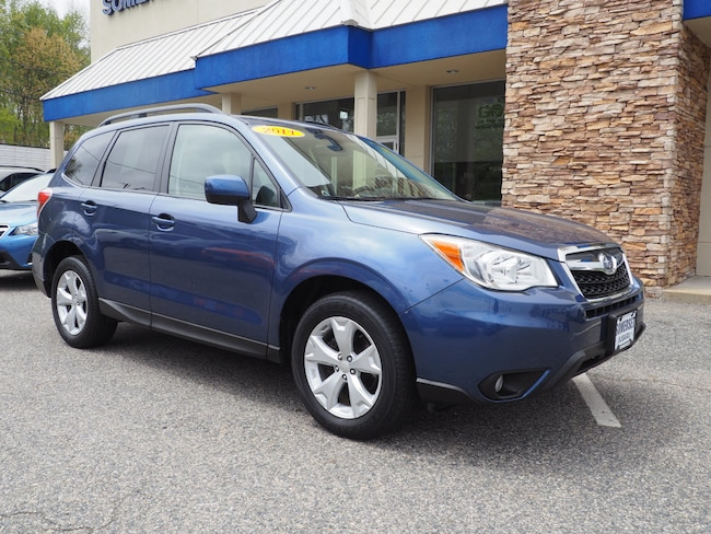 Used 2014 Subaru Forester 2.5i Premium SUV in Somerset, MA