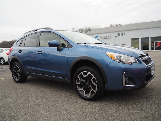 Used 2017 Subaru Crosstrek 2.0i Premium SUV in Somerset, MA