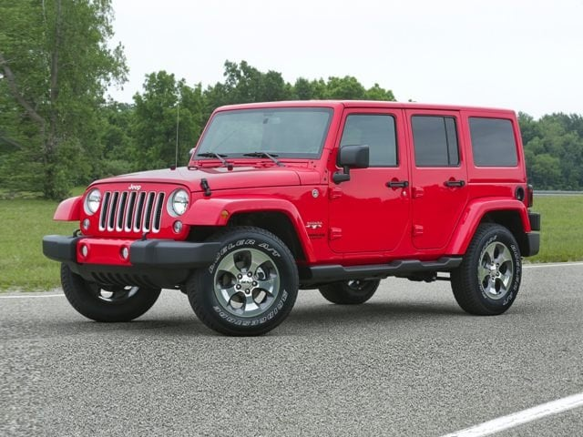 Jeep Wrangler Unlimited for sale in Somerset, MA