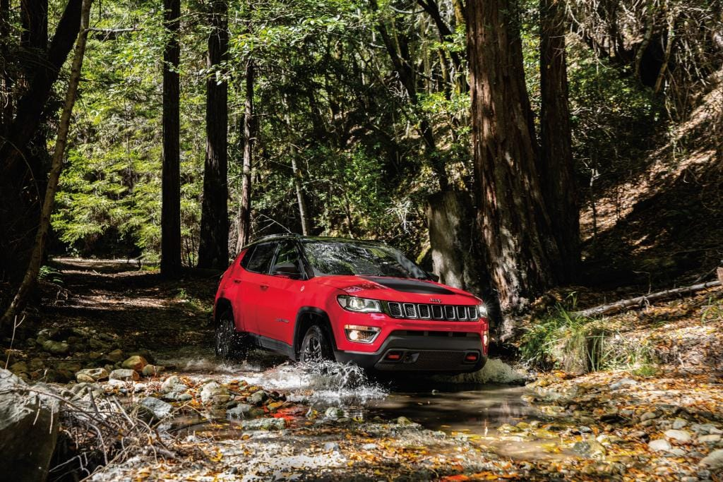2017-2018 Jeep Compass Performance