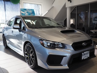 2018 Subaru WRX STI Sedan JF1VA2M63J9821058 for sale in Somerset, MA at Somerset Subaru