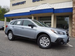 2018 Subaru Outback 2.5i SUV 4S4BSAAC8J3355186 for sale in Somerset, MA at Somerset Subaru