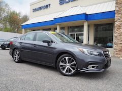 2018 Subaru Legacy 2.5i Limited with EyeSight, High Beam Assist, Navi Sedan 4S3BNAN65J3028101 for sale in Somerset, MA at Somerset Subaru