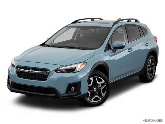 New 2018 Subaru Crosstrek 2.0i Limited with EyeSight, Moonroof, Navigation S SUV in Somerset
