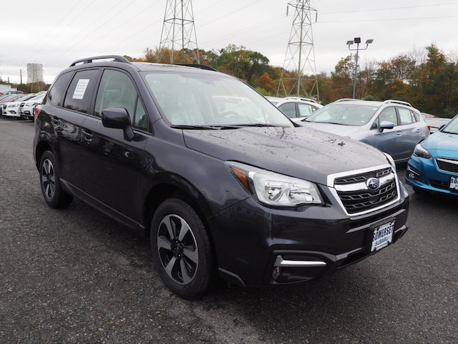 New 2018 Subaru Forester 2.5i Premium with Eyesight + All Weather Package + SUV in Somerset