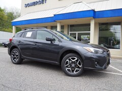 2018 Subaru Crosstrek 2.0i Limited with EyeSight, Moonroof, and Starlink SUV JF2GTALC0JH323325 for sale in Somerset MA at Somerset Subaru
