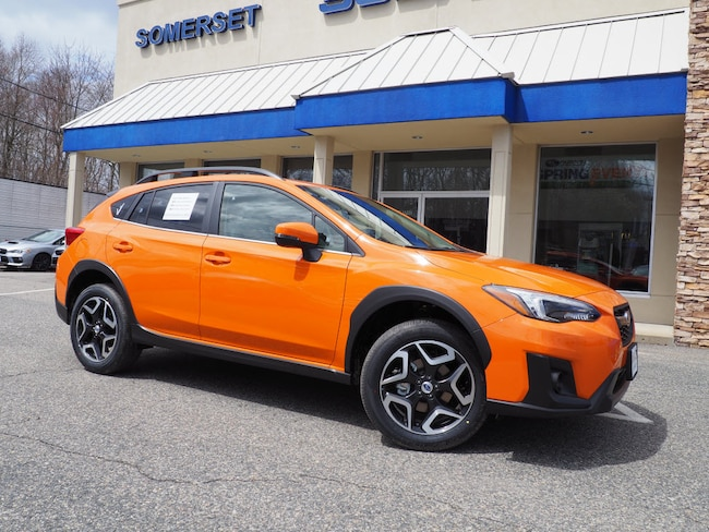 New 2018 Subaru Crosstrek 2.0i Limited with EyeSight, Moonroof, and Starlink SUV in Somerset