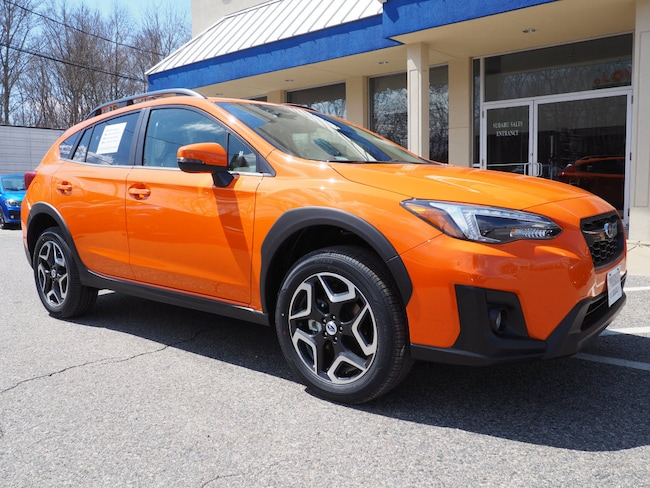New 2018 Subaru Crosstrek 2.0i Limited with EyeSight, Moonroof, Navigation S SUV in Somerset