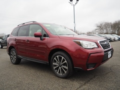 2018 Subaru Forester 2.0XT Premium with Starlink SUV JF2SJGEC2JH409252 for sale in Somerset, MA at Somerset Subaru