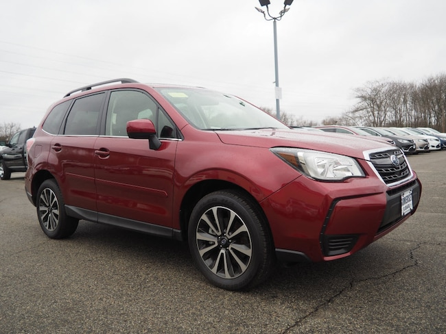 New 2018 Subaru Forester 2.0XT Premium with Starlink SUV in Somerset