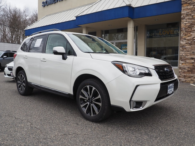 New 2018 Subaru Forester 2.0XT Touring with Starlink SUV in Somerset