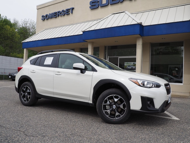 New 2018 Subaru Crosstrek 2.0i Premium with Starlink SUV in Somerset