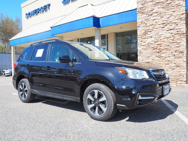 New 2018 Subaru Forester 2.5i Limited with Starlink SUV in Somerset