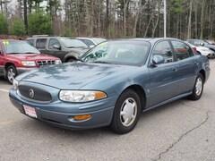 2000 Buick Lesabre Custom Custom  Sedan
