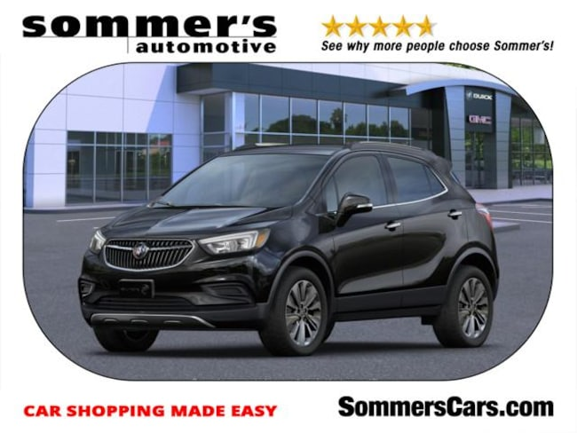 2019 Buick Encore AWD 4dr Preferred SUV